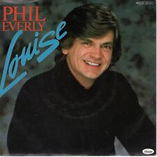 7inch PHIL EVERLY louise HOLLAND 1982 EX+ (S0424)