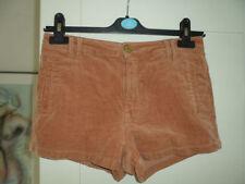 Topshop Plus Size Hot Pants Mid Rise Shorts for Women