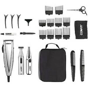 HCT401N CONAIR 25 Piece Home Haircut & Grooming Kit