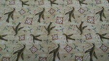 New listing The Vintage Homestead by Whimsicals Red Rooster fabrics 1 1/2 yds #18396 Nice!