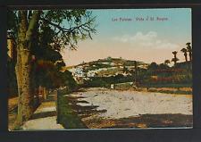 2376.-LAS PALMAS G. CANARIA -Las Palmas Vista á St. Roque (1924)