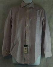 Lauren Ralph Lauren Warren Classic-Fit Dress Shirt, Lilac/White, 15, 32/33