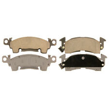 Disc Brake Pad Set-RWD Front,Rear Wagner QC52