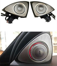 3D Rotation Speaker Tweeter Set for Mercedes Benz W222 S Class 7 colors