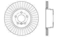 Centric Parts 125.34095 Rear Premium Brake Rotor