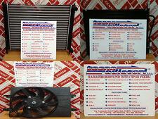 Radiatore Ford Fusion 1.4 Diesel dal '02 al '08 MODULO COMPLETO