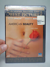 American Beauty DVD 2000 Limited Edition Packaging Awards Edition Widescreen