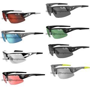 Tifosi CRIT Black Gunmetal Crystal Silver Polarized Sunglasses Choose your Style
