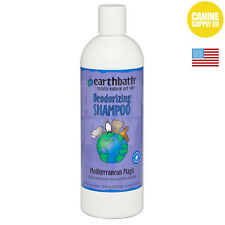 Earthbath Deodorizing Dog Shampoo (Neutralize Doggone Odors), 16-Ounce Bottle
