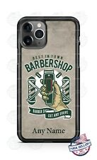Barber Shop Best In Town Customized Phone Case For iPhone Google Samsung LG