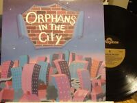 ORPHANS IN THE CITY - Self Titled 1985 Funk/Soul/Disco - EX Vinyl Reignbow