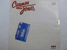Various – Carmen Jones LP, UK, Still Sealed (Gold Sticker On Lip)