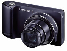 Samsung Galaxy Camera EK-GC100 16.3MP Digital Camera - Cobalt Black