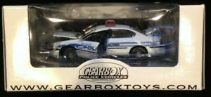 Gearbox The Colony TEXAS Police Chevy Impala 1:43