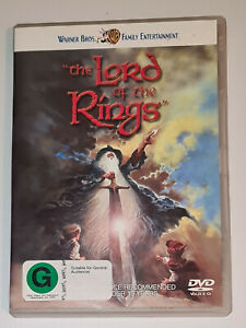 Warner Bros Family Entertainment The Lord Of The Rings DVD