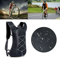 Cycling Backpack Breathable Ultralight Pouch Hiking Bicycle Rucksack Bike Bag_