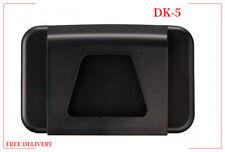 DK-5 Eyepiece Cap Viewfinder Cover for Nikon D7000 D7100 D7200, D7500 D600, D610