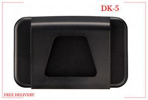 DK-5 Eyepiece Cap Viewfinder Cover for Nikon D5000 D5100 D5200 D5300 D5500 FM10