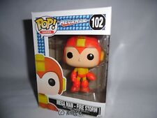 Figurine - Pop! Games - Mega Man - Fire Storm - Vinyl - Funko