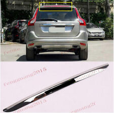 2010-2016 For Volvo XC60 stainless steel High Brake Light Decorative Cover