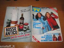 TV SORRISI E CANZONI=1976/49=DORA MORONI ELISABETTA VIRGILI=ELTON JOHN=BETTEGA=