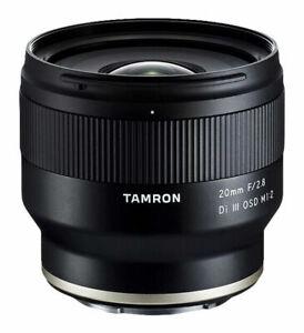 Tamron 20mm f/2.8 Di III OSD Lens for Sony E Full Frame - 6 YEAR USA WARRANTY