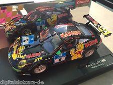 "Carrera Digital 124 23809 Porsche GT3 RSR ""Haribo Racing"" NEU OVP"