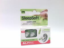 Alpine SleepSoft Bouchons d'oreilles 2 ST pzn 10992511