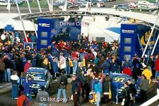 Colin McRae Subaru Impreza WRC 97 Winner Rally GB 1997 Photograph 6