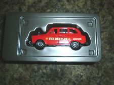 The Beatles A Hard Days Night Die Cast London Hackney Cab New In Packaging
