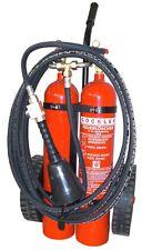 10 kg Kohlendioxid Feuerlöscher fahrbar EN 1866 CO2 Feuerlöscher für EDV