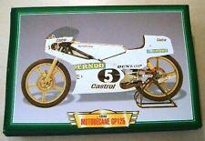 Motobecane GP125 gp 125 classic motorcycle race vélo années 1980 image print 1980