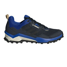 adidas Mens Terrex AX4 Walking Shoes Blue Navy Sports Outdoors Breathable