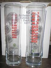 Verre Baron Pinte DESPERADOS COLLECTION   - marquage fond du verre