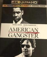 American Gangster 4K Ultra HD Blu-ray (no Digital)