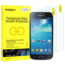Screen Protector [2Pack Retailbox] Tempered Glass for Samsung Galaxy S4 Mini