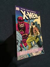Uncanny X-Men Days of Future Past TPB 141 142 signed John Byrne Chris Claremont