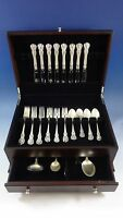 Old Master by Towle Sterling Silver Flatware Set For 8 Service 37 Pieces