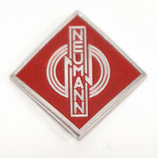 Genuine Neumann Replacement Red Badge for TLM 170R  Microphone