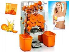 Commercial Orange Juice Squeezer Machine Fruit Squeezer Juicer Extractor 110V