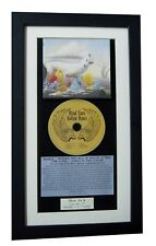 RIVAL SONS Hollow Bones CLASSIC CD GALLERY QUALITY FRAMED+EXPRESS GLOBAL SHIP