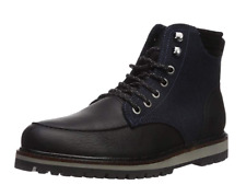 Lacoste Mens Boots Montbard  417 Cam Walking  Leather   BLACK  7-34CAM0078024