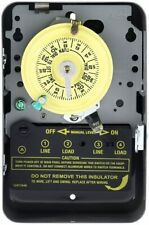Intermatic T104 Electromechanical Timer, 208-277 V, 40 A, 1-23 Hr, 1-12 Cycles