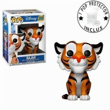 FIGURINE FUNKO POP DISNEY BOBBLE HEAD POP N° 355 - ALADDIN RAJAH avec portector