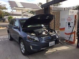 JdeMO for 2012-2014 Toyota RAV4 EV Electric Vehicle Quick Charging System