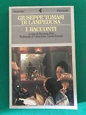 I racconti - Giuseppe Tomasi di Lampedusa - Feltrinelli - 1991