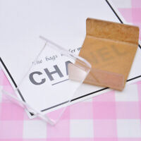 U Type Clear Acrylic Scale Board Pad Pottery Clay Mud Crafts Pressure Plate Tool