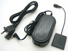 AC Adapter CA-PS500 +DR-90 For Canon Power Shot SX400 IS SX410 IS SX420 SX430 IS