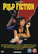 Pulp Fiction [Blu-ray] [1994] Quentin Tarantino + 6 hrs bonus content Sealed New