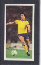 Bassett - Football 1981-82 - # 34 Frank Stapleton - Arsenal